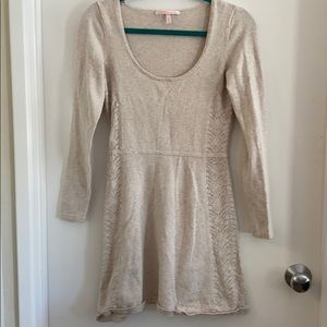 Gently worn Victoria secret knit dress